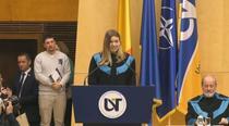 Simona Halep a primit titlul de Doctor Honoris Causa