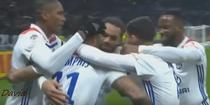 Lyon, succes in fata propriilor suporteri