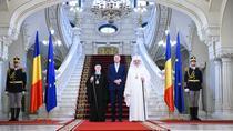 Iohannis, intalnire cu Patriarhul Daniel si cu Patriarhul Bartolomeu