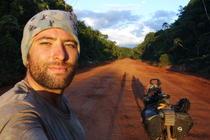 Radu Păltineanu în Jungla din Guyana Britanica