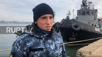 Ucrainean capturat de rusi