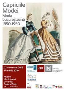 Capriciile modei (1850 - 1950)