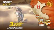 Traseu Dakar 2019