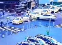 Accident la Mall Baneasa