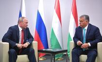 Vladimir Putin si Viktor Orban