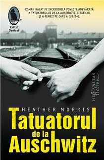 Tatuatorul de la Auschwitz, de Heather Morris