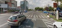 Intersectie bd. Caramfil cu str. Burileanu