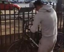 Cum se fura o bicicleta