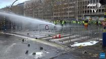 Proteste violente in Bruxelles