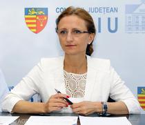 Daniela Cimpean, presedintele CJ Sibiu
