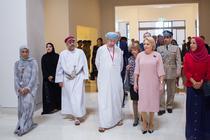 Viorica Dancila, vizita in Oman