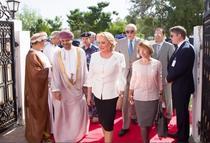 Deschiderea Ambasadei Romaniei in Sultanatul Oman