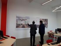 Laboratorul tehnologic de la Universitatea de Constructii