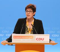 Annegret Karrenbauer