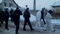 Jandarmi si veterinari intervin la Rusanesti, Olt