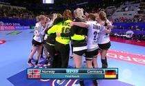Germania si bucuria victoriei impotriva Norvegiei