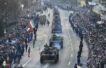 Parada de 1 Decembrie de la Alba Iulia