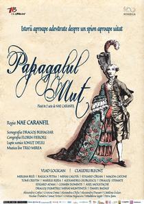 Papagalul mut, regia Nae Caranfil