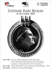 Centenar Radu Beligan