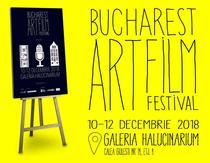 Bucharest Art Film Festival 2018