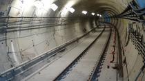 Tunel de metrou de pe M5