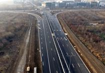 Autostrada A3 in zona Petricani