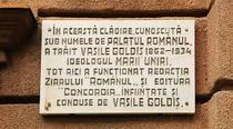 Casa Vasile Goldis