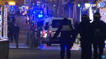 Atac armat la Strasbourg
