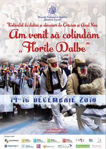 'Florile Dalbe' - festival de colinde