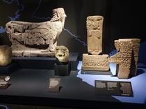 Expozitie despre marele rege Ashurbanipal, la British Museum