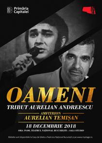 Oameni - Tribut Aurelian Andreescu