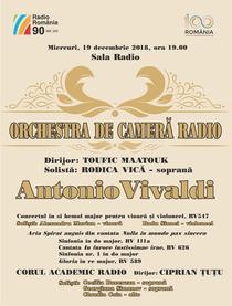 VIVALDI, la Sala Radio