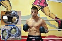 Adrian Maxim, campion national la K1