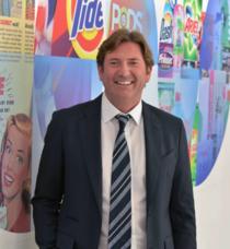 Antoine Brun - vicepresedinte P&G