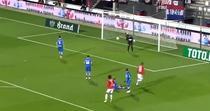Alba-neagra cu golul in Cupa Olandei