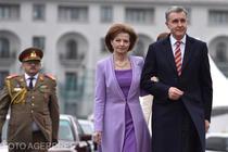 Principesa Margareta si Principele Radu