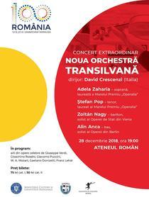 Gala de opera cu Noua Orchestra Transilvana