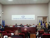 Sedinta Consiliului Economic si Social