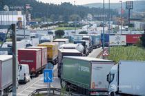 Blocaj in trafic Franta- Spania