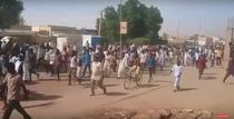 protest sudan