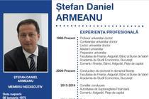Dan Armeanu CV