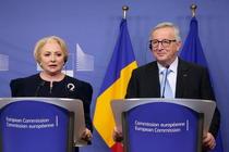 Dancila si Juncker