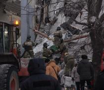 Explozie în Magnitogorsk