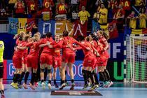 Horia bucuriei pentru echipa nationala de handbal a Romaniei
