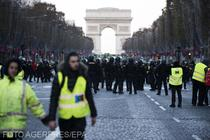 Proteste in Paris