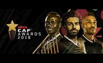Sadio Mane, Mohamed Salah si Pierre-Emerick Aubameyang