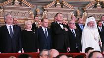 Ceremonie preluare președintie UE
