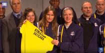 Echipa de atleti a Vaticanului