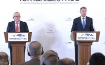 Iohannis si Juncker