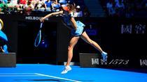 Maria Sharapova, la AO